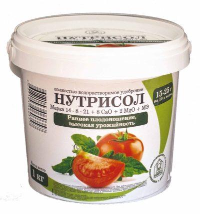 nutrisol tomat