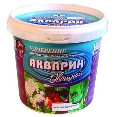 ovoshnoi akvarin