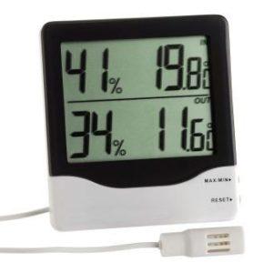 termogigrometr digital
