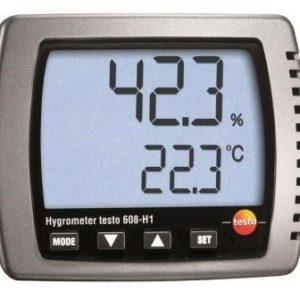 termogigrometr t h digital